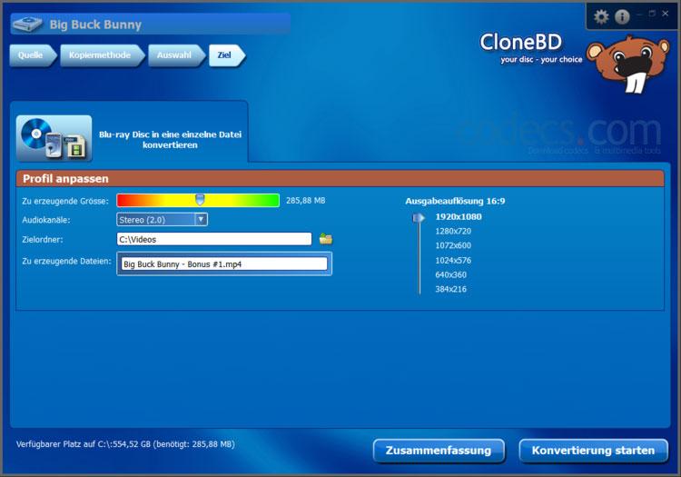 CLONE 1.2.8.4 TÉLÉCHARGER DVD