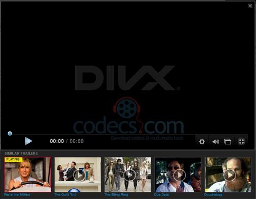 Divx player full offline.