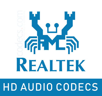 Realtek HD Audio Codecs 6.0.8899 screenshot