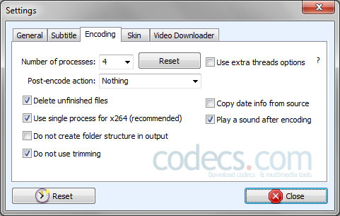 TEncoder Video Converter 4 5 10 Free Download