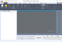 AVS Audio Editor 9.0.3 screenshot