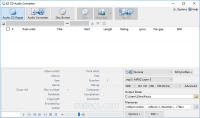 EZ CD Audio Converter 9.3.1 screenshot