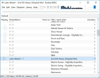 foobar2000 1.4.3 screenshot