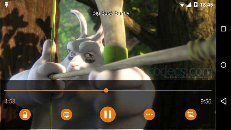 VLC 3.2.6 for Android screenshot