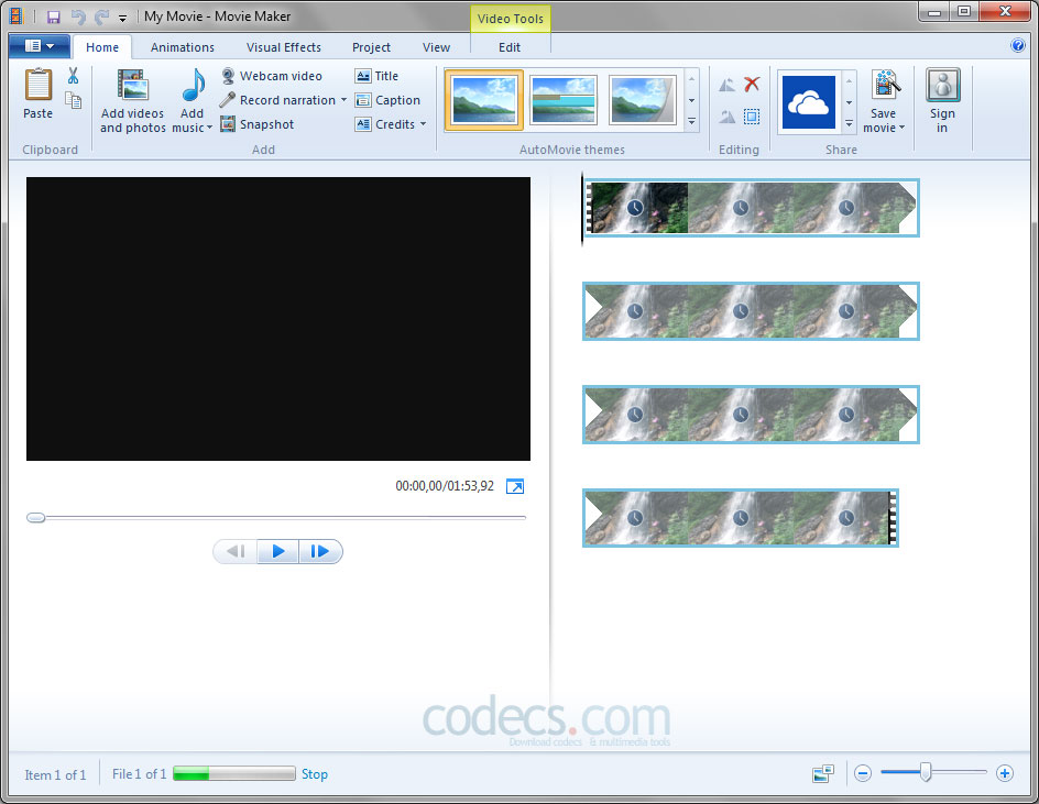 Windows Live Movie Maker 16 4 3528 331 Free Download