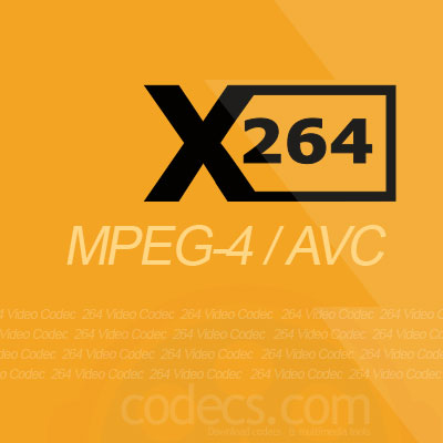 x264 Video Codec 160.3027 screenshot